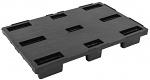 25-100-0061 - ESD pallet, 1200x800x155 mm, 1000 kg, WL32458