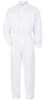 HB SCHUTZBEKLEIDUNG - Habetex Micronplus OV-WS - Cleanroom overall white, 42/44, WL33366