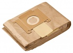 MT-750 - Vacuum cleaner bag, 10 pieces, brown, WL36609
