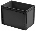 WEIDINGER - EB ESD 64/42 PU - ESD container, 600x400x420 mm, WL34164