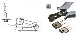 PIERGIACOMI - PN 5050 3D - ESD crimping pliers, WL42827