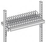 KARL - 69.059.98 - Trennbügel für Ablageboard, einhängbar für SMD-Rollen, WL35864