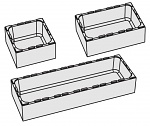 KARL - 96.250.98 - ESD small parts boxes Sintro, type C, plastic, WL32331