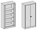 KARL - 72.641.70 - ESD filing cabinet, 1100x530x2125 mm, WL34952