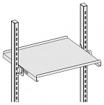 KARL - 69.506.70 - Ablageboard Sintro neigbar für Euronormbehälter, 860 x 600 x 55 mm, WL31533