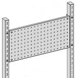 KARL - 39.709.70 - Werkzeughalterwand Sintro, Lochblech, 1415x340mm, Tischbreite=1530-1830mm, WL33787