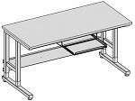 KARL - 39.465.70 - Tastaturauszug Sintro, unter Tischplatte, 500 x 250 x 70 mm, WL35947