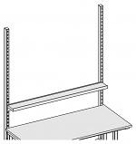 KARL - 39.303.70 - Ablageboard Sintro einhängbar für Greifschalen, 150 x 740 mm, WL31365