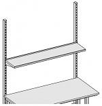 KARL - 39.025.70 - Ablageboard Sintro einhängbar, 320 x 740 mm, WL35823