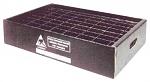 SAFEGUARD - 7806.220 - ESD cardboard box, conductiv, 590x375x135 mm, black, WL31681