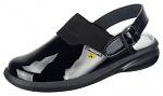 ABEBA - 37621-35 - ESD Clogs Patent, professional shoes Easy, black, 35, WL43605
