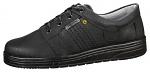 ABEBA - 32650-37 - ESD professional shoes air cushion, lace-up shoe black, size 37, WL40133