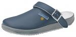 ABEBA - 5250-36 - ESD Clogs navy, professional shoe rubber, size 36, WL38878