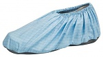ABEBA - 3910-1 - ESD occupational footwear clean room, shoe cover light blue/white, size 1, WL40677