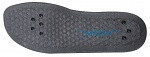 ABEBA - 3566-40 - Insole - interchangeable, for Reflexor professional shoes, anthracite, size 40, WL38926