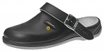 ABEBA - 38210-36 - ESD Clogs black, professional shoes Arrow, size 36, WL29796
