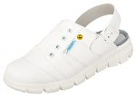 ABEBA - 37360-35 - ESD-Clogs white, work shoes Dynamic, size 35, WL45998