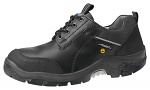 ABEBA - 32156-36 - ESD safety shoes anatomical, low shoe black, size 36, WL29599