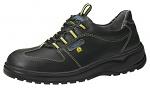ABEBA - 7131874-35 - ESD safety shoes light, lace-up shoe black, size 35, WL29510