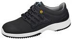 ABEBA - 31761-35 - ESD safety shoes uni6, low shoe black, size 35, WL29496
