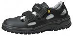 ABEBA - 7131136-35 - ESD Sandale schwarz, Berufsschuh light, Größe 35, WL29425
