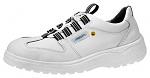 ABEBA - 7131133-35 - ESD professional shoes light, lace-up shoe white, size 35, WL29411