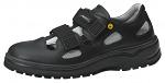 ABEBA - 7131036-35 - ESD-Sicherheitsschuhe light, Sandale schwarz, Größe 35, WL29284
