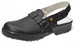 ABEBA - 31010-36 - ESD safety shoes Classic, Clog black, size 36, WL29189