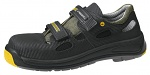 ABEBA - 1275-36 - ESD safety shoes Static Control, sandal black, size 36, WL41476