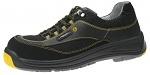 ABEBA - 1272-38 - ESD safety shoes Static Control, low shoe black, size 38, WL34773