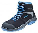 ATLAS - 447-36 - ESD boots with laces, Sportline, unisex, black/blue, size 36, WL28435
