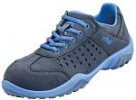 ATLAS - 957-35 - ESD lace-up low shoe, ladies, blue, size 35, WL40909