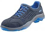 ATLAS - 325-39 - ESD lace-up low shoe, unisex, blue, size 39, WL40898