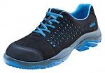 ATLAS - 294-36 - ESD low shoe for lacing, Sportline, unisex, blue, size 36, WL36444