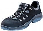 ATLAS - 432-36 - ESD low shoe for lacing, mesh, unisex, black/grey, size 36, WL40947