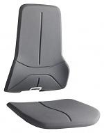 BIMOS - 9588-SP11 - Upholstery for neon, fabric Supertec grey, WL45613