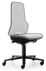 BIMOS - 9573E-9999-3278 - ESD Chair Neon 2 with castors, Flexband grey Synchrontechnik, WL29077