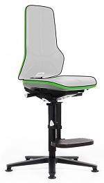BIMOS - 9561-9999-3280 - Neon 3 work chair glider and climbing aid, Flexband green, permanent contact, WL40154