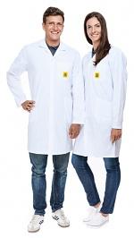 SAFEGUARD - Pro Line - 3XS - ESD Workcoat Pro Line, white, 3XS, WL41009