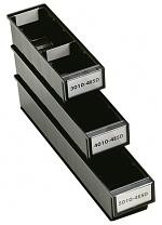 TRESTON - 3010-4ESD - ESD drawer, 92x300x82 mm, black, WL36963