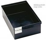 TRESTON - 1949-4ESD - ESD storage box, 185 x 490 x 250 mm, black, WL36982