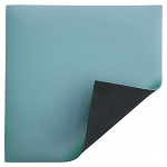 SAFEGUARD - STATMAT cut - ESD Premium table covering cut to size, light blue, cut to size on request, WL34503