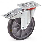 FETRA - 71464 - ESD steering castors, 200 x 40 mm, with brakes, WL38759