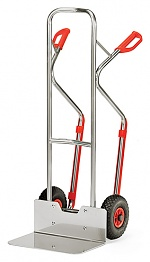 FETRA - A1331L - Aluminium trolley, 200 kg, bucket 300 x 480 mm, WL39864