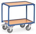 FETRA - 13540 - Shelf scooter, 2 shelves, 250 kg, 605 x 405 mm, WL39839