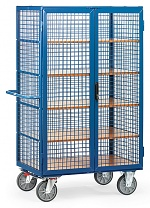 FETRA - 5392 - Panel van, 5 shelves, double wing door, 750 kg, 1000 x 680 mm, WL39835