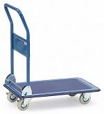 FETRA - 3100 - All-steel trolley, 1 shelf, 150 kg, 740 x 480 mm, WL39808