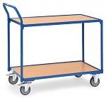FETRA - 2740 - Table trolley light, 2 shelves, 300 kg, 850 x 500 mm, WL39820