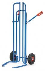 FETRA - 2033 - Tyre truck, 200 kg, shovel 360 x 580 mm, WL39870