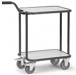 FETRA - 1820 - ESD handle roller, 2 platforms, 250 kg, 600 x 450 mm, WL34213